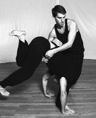 Contact Improvisation for Actor Training - Movement with Text